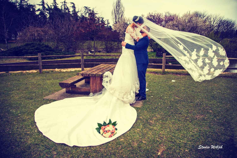 Caméraman de mariage
