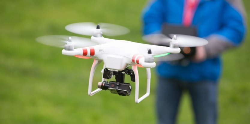 DRONE MARIAGE