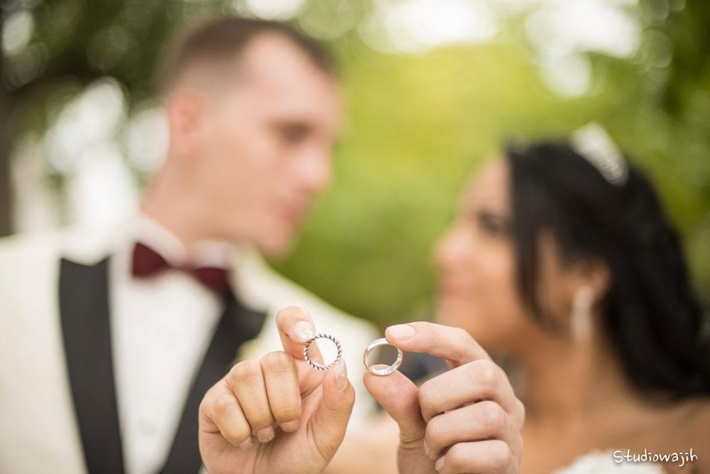 Bagues des mariés