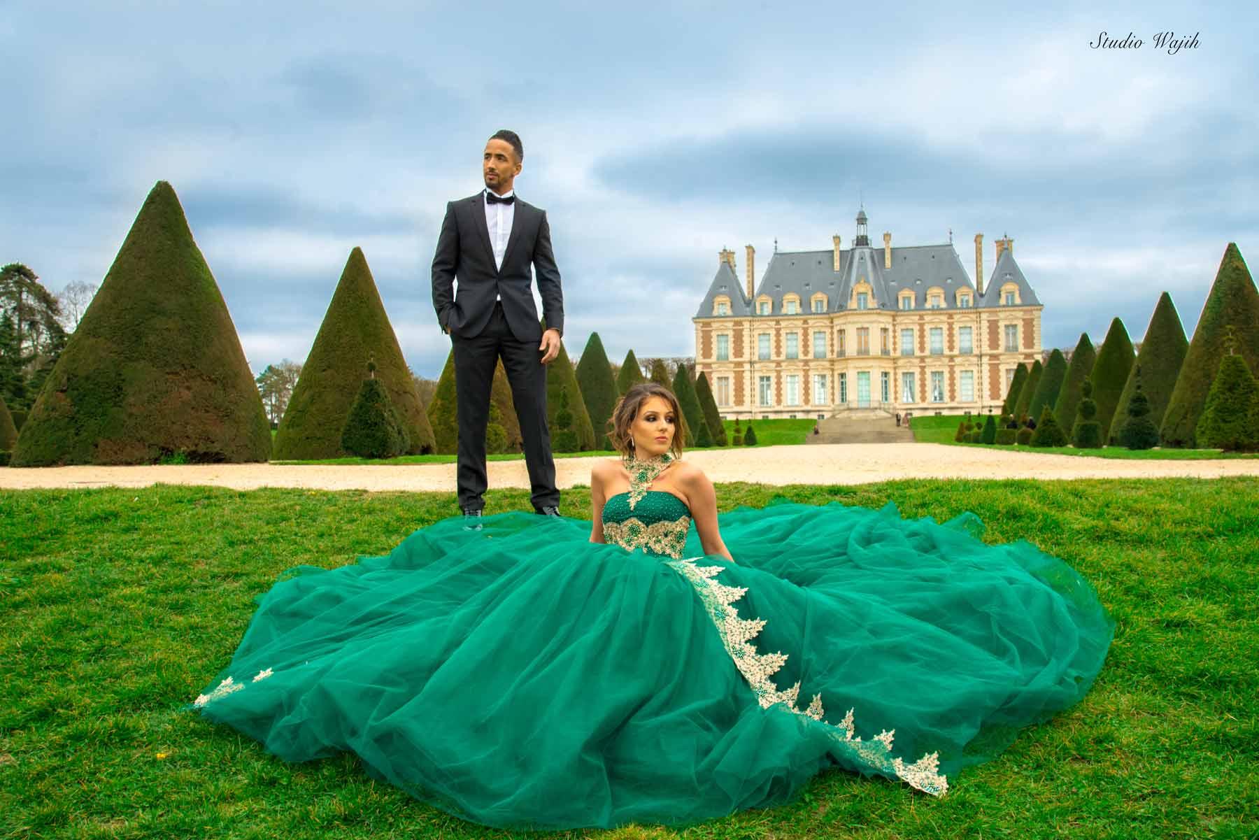 Photos Mariage Parc et Chateaux